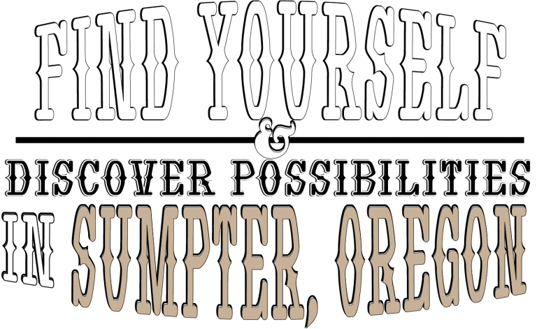 Find yourself and discover possibilities in Sumpter, Oregon